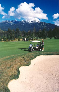 Nicklaus North: Golfing in Whistler
